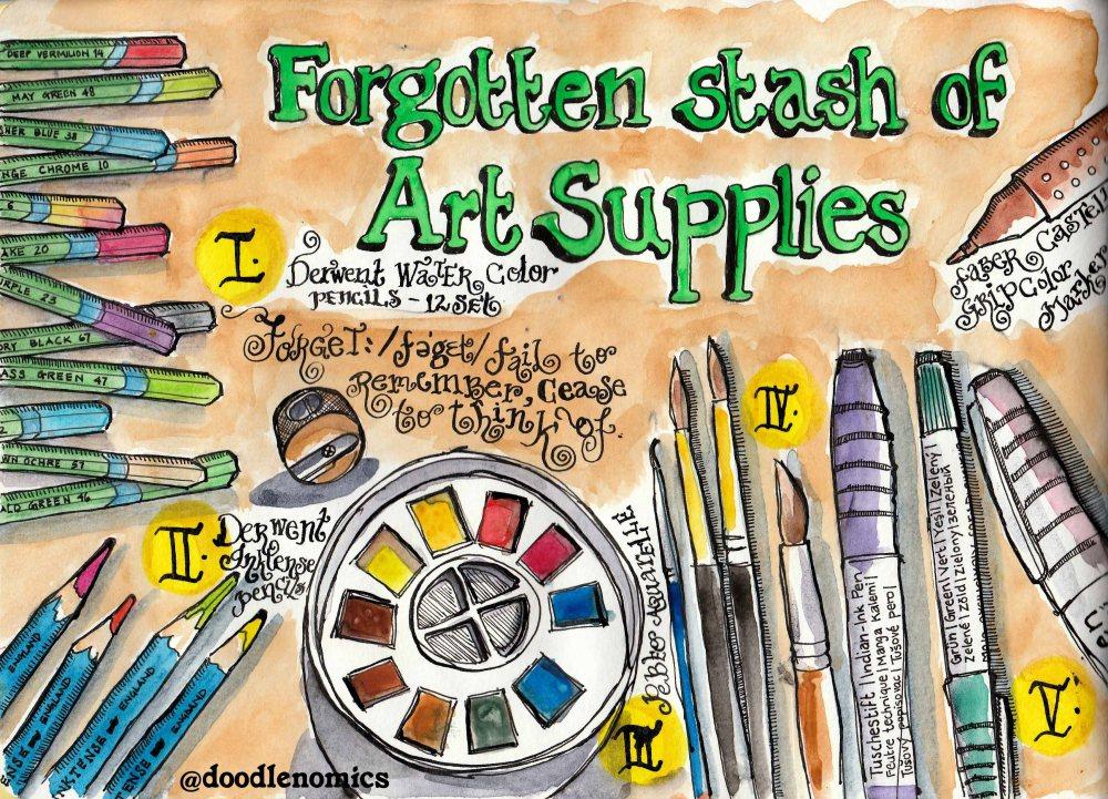 Forgotten stash of art supplies-blog.jpg