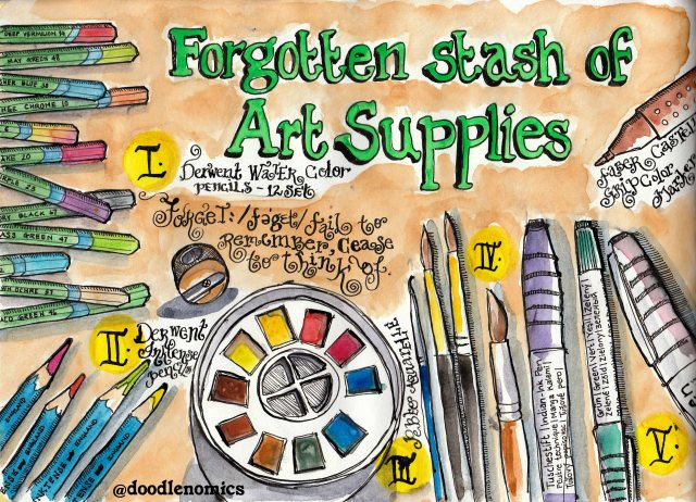 Forgotten stash of art supplies-blog.jpg
