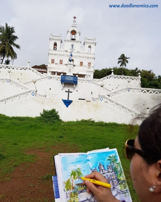 panjim church 2