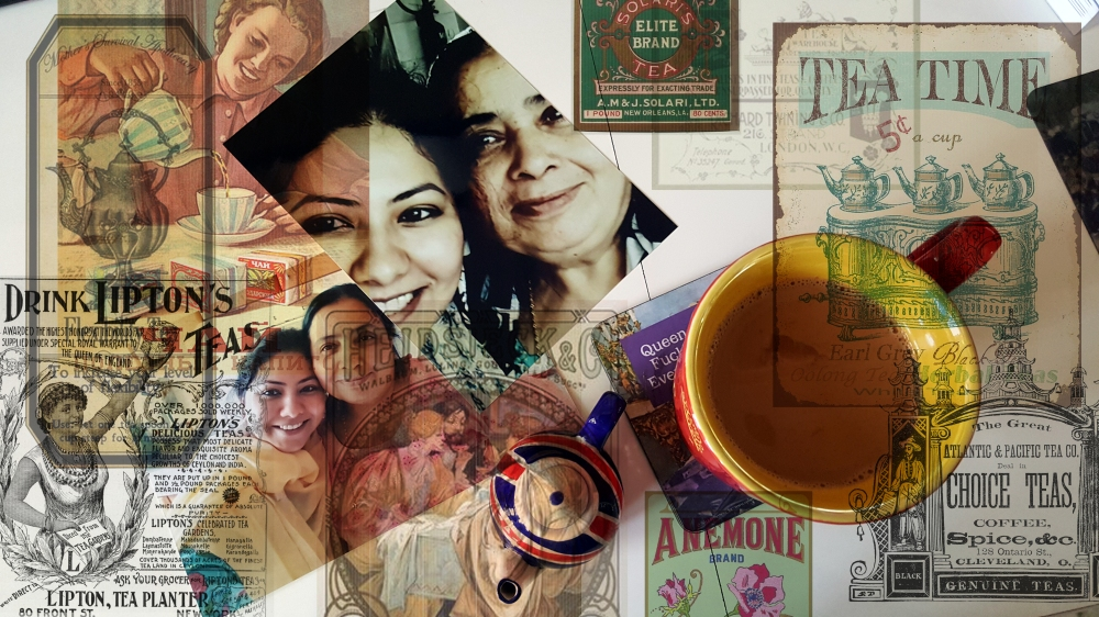 Tea and Mother copy