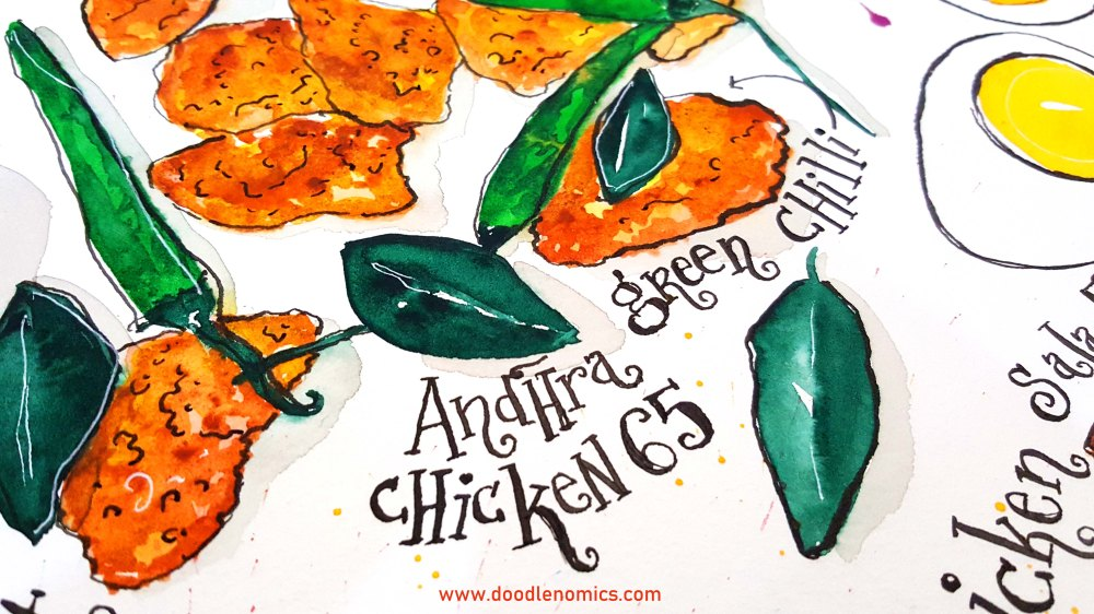 andhra chicken 65-small