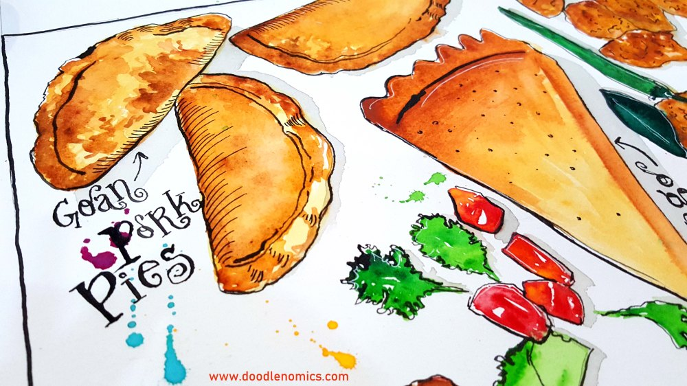 goan pork pies